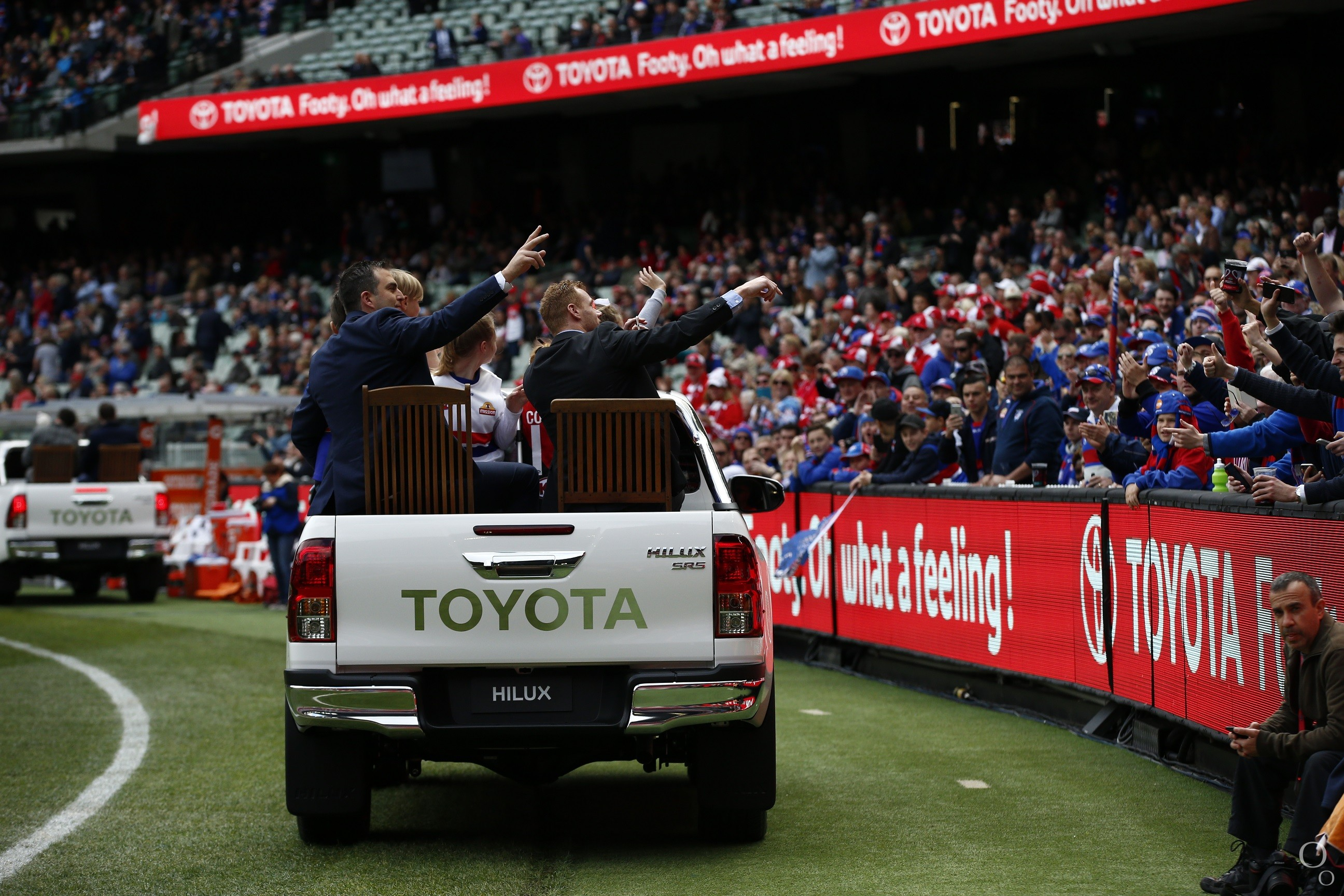 2016 Toyota Afl Grand Final Day Peter Jones Special Events